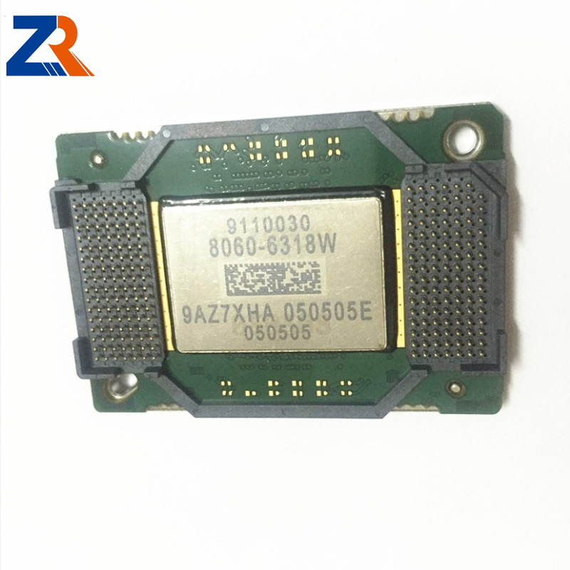 ZR Brand NEW DMD CHIP 8060 6318W 8060 6319W 8060 6319 8060 6318 Big DMD Chip for prjjectors/projection resolution:800*600(pixel)-in Projector Bulbs from Consumer Electronics    1