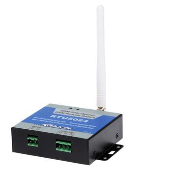 Sterownik GSM do otwierania bramy GSM przełącznik zdalny RTU5024 garaż huśtawka brama przesuwna otwieracz pilot włącznik wyłącznik mechanizm otwierania drzwi dostępu tanie i dobre opinie Fail Safe Brak KKMOON Black GSM Gate Opener FREE PHONE CALL SMS COMMANDS 850 900 1800 1900MHz