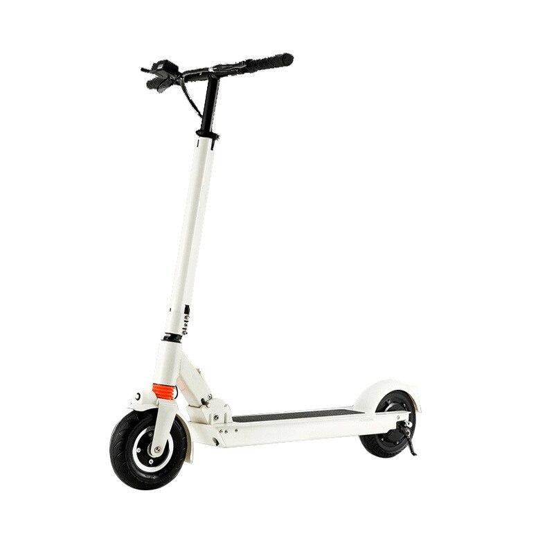 Daibot E Scooter électrique deux roues scooters électriques 8 pouces 48V 500 W/350 W Portable pliable vélo électrique pour adultes
