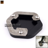For KTM 690 DUKE R 690DUKE R 2013 2016 Motorcycle Accessories Side Kickstand Stand Extension Support