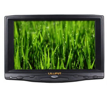 Lilliput 619AT,7″ TFT LCD Monitor With Touch Screen,With VGA,HDMI Input,Built-in Speaker,Support Up To 1920×1080