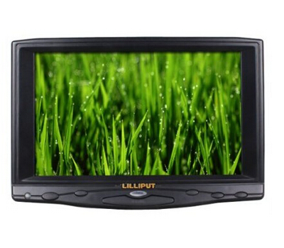 Lilliput 619AT,7 TFT LCD Monitor With Touch Screen,With VGA,HDMI Input,Built-in Speaker,Support Up To 1920x1080