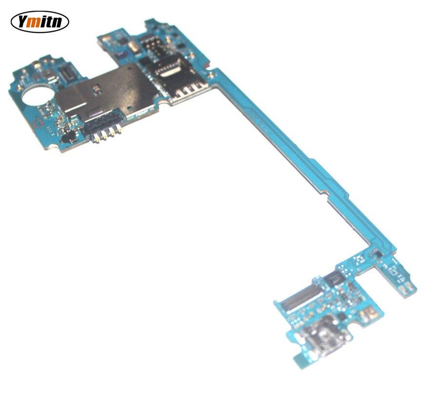 Ymitn Débloqué Mobile Électronique panneau carte mère Carte Mère Circuits Avec International Firmware Câble Pour LG G3 D855 16 GB