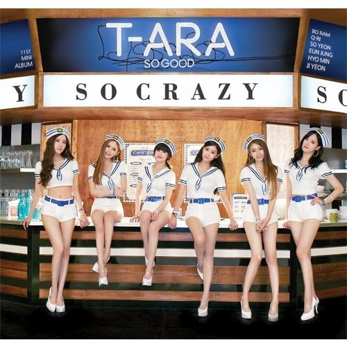 T-ARA MINI ALBUM - SO GOOD  + PHOTOBOOK (80P)) Release Date 2015-08-12 KPOP босоножки ara ara ar222awqso23