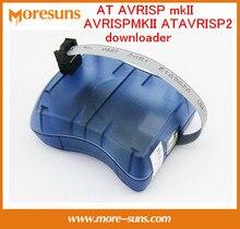 ฟรีเรือโปรแกรมเมอร์AT AVRISP mkII AVRISPMKII ATAVRISP2ดาวน์โหลด(เข้ากันได้กับต้นฉบับ)สนับสนุนสำหรับATMELสตูดิโอ4/5/6/7 IC