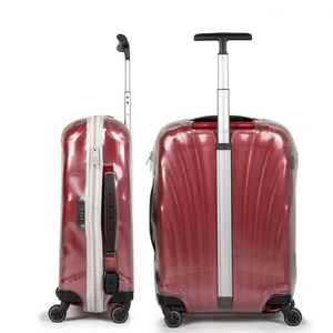 Image 4 - Thicken Transparent Luggage Cover for Samsonite Clear Suitcase Protective Covers Travel Accessories Zipper Travel Luggage Cover