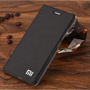 Image 1 - Original Quality For Xiaomi mi5 M5 5 Case Leather Cover Case Luxury Flip Leather Stand Cover For Xiaomi mi mi5
