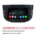 """2din Android 5.1.1 Car DVD Player For Lifan X60 Quad-Core 7"""" 1024*600 Touch Screen GPS Navigation Stereo Radio"""