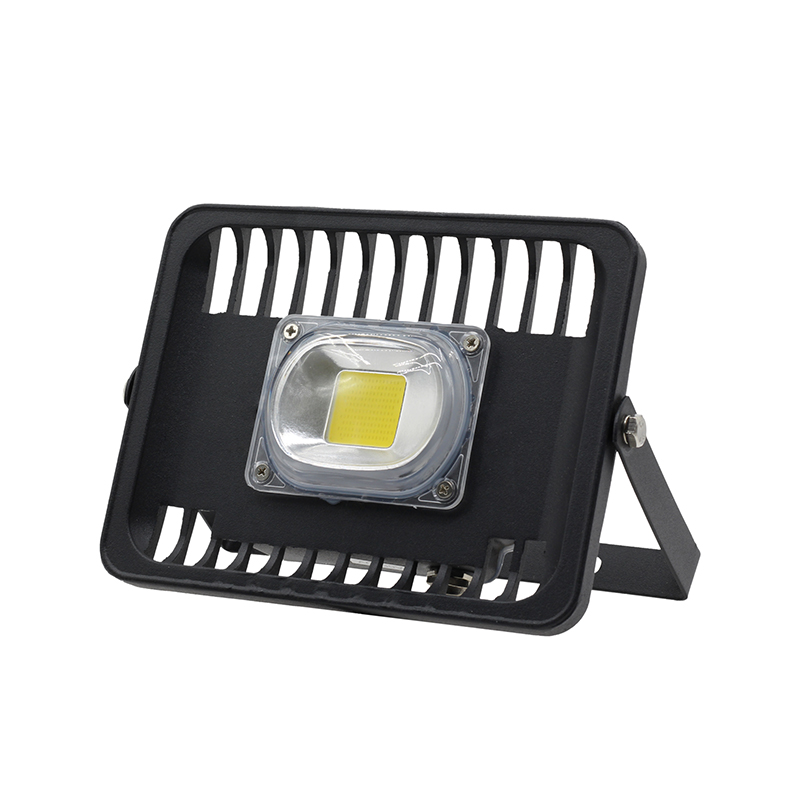 LED Flood Light 30W 50W 100W 110V 220V IP65 Waterproof LED COB Flood Light Square Spotlight Outdoor Wall Garden Projector [mingben] led flood light projector ip65 waterproof 30w 50w 100w ac 220v 230v 110v led floodlight spotlight outdoor wall lamp