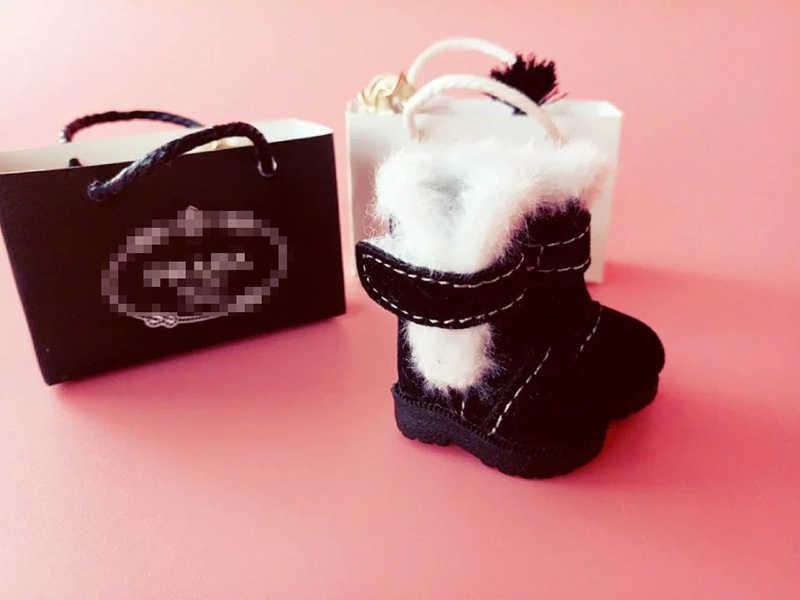 1 пара зимних ботинок Blyth Dolls зимние ботинки на меху для azone licca pullip barbis kurhn momoko 19 joint body 1/6 аксессуары для кукол