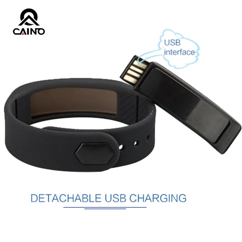 Brand New Smart Bracelet 3D Sensor Pedometer Auto Date LED Display Five Colors Woman Men Sport