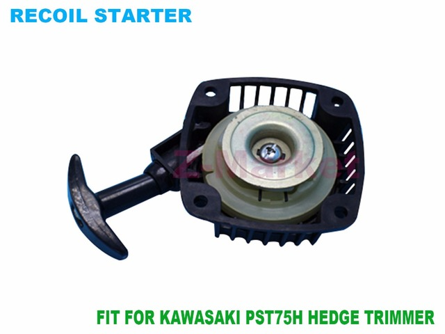 Recoil Pull Starter For Kawasaki Pst75h Hedge Trimmer Robin Ec025 2 Stroke Gasoline Engine Garden Tools