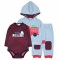 De Niña, Ropa Fijada Traje Chaqueta Pantalones Niños Traje de Tela Bebé Recién Nacido Niñas Ropa roupas meninos niños ropa de bebes