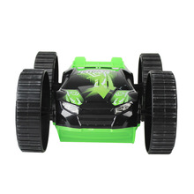 2017 new stunt remote control car Long lasting Fun Shock resistant and Splashproof 360 degree rotation