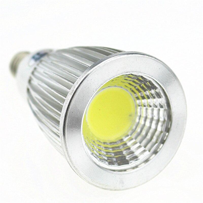 50X E14 W 9 W 12 W 15 W 85 265 V foco LED regulable COB Led focos caliente/ natural/blanco E14 downlight LED de luz de la lámpara - 4