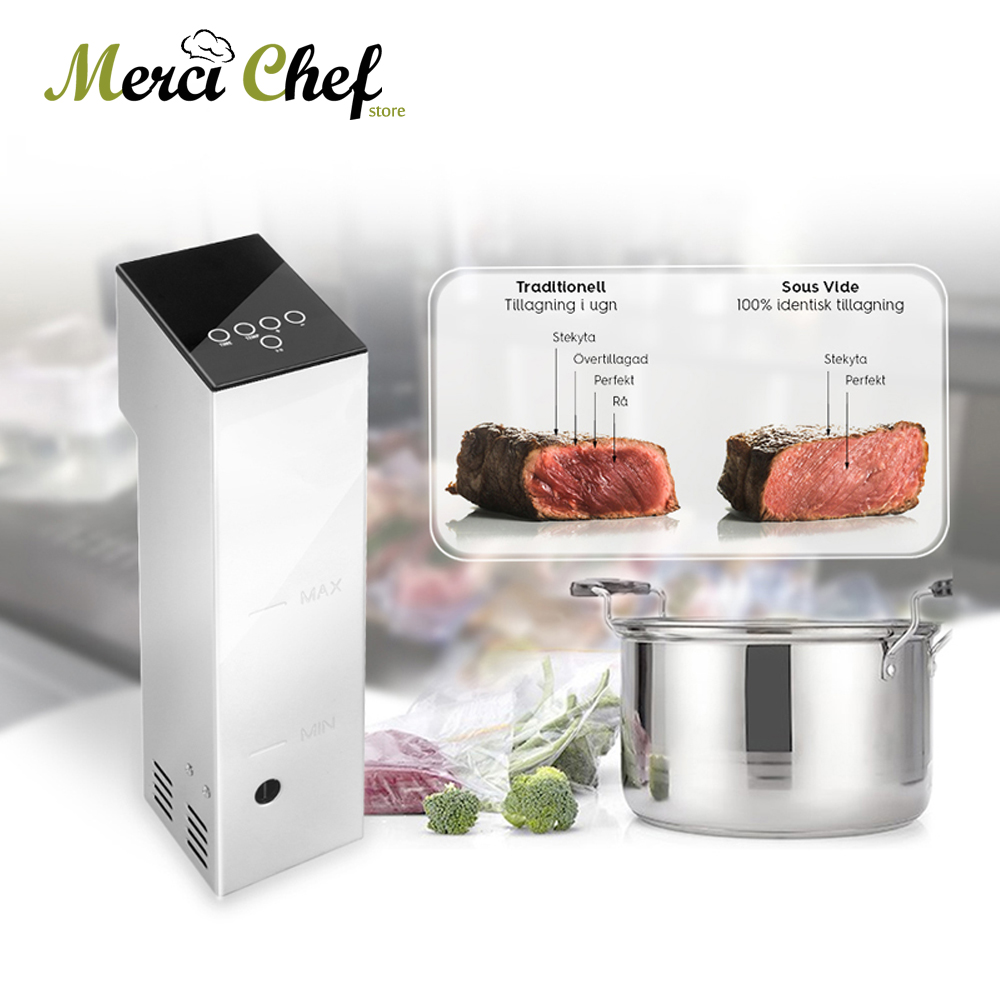 ITOP 2 PCS Low temperature Cooking Machine Sous Vide Circulator Thermal Immersion time Temp Control Steak Slow CookerITOP 2 PCS Low temperature Cooking Machine Sous Vide Circulator Thermal Immersion time Temp Control Steak Slow Cooker