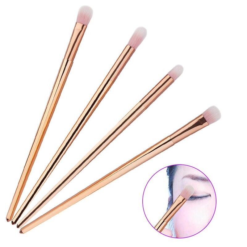 4pcs Cosmetic Eye Shadow Powder Foundation Make Up Brushes Pencil Brush Makeup Brush Set  789(China)