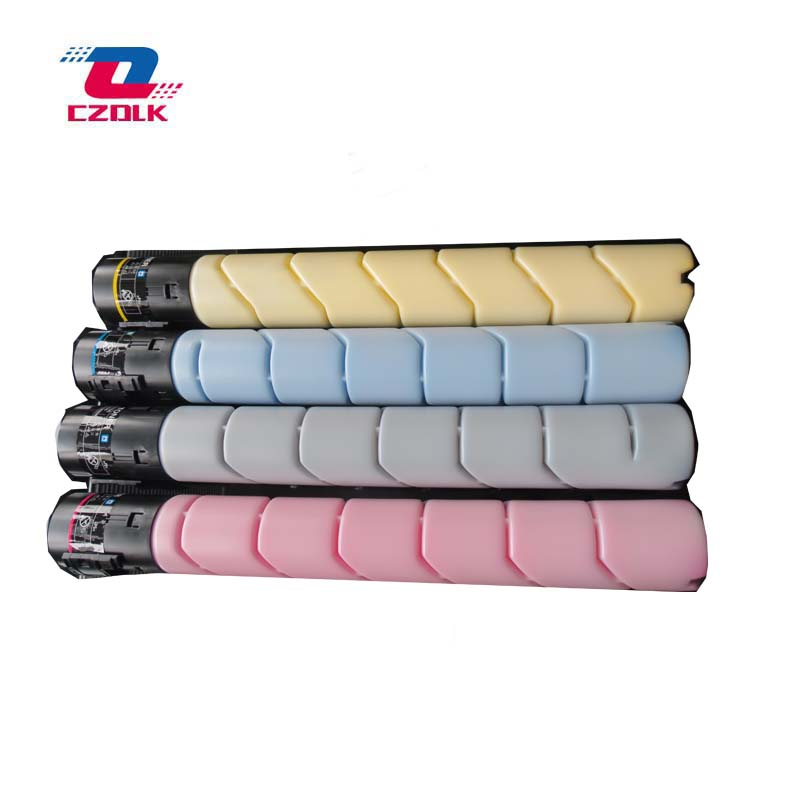 New compatible TN324 toner cartridge For Konica minolta bizhub C258 C308 C368 ,4pcs/set compatible konica minolta bizhub c20 c20x toner powder for photocopier konica minolta c20 toner cartridge powder for konica 20