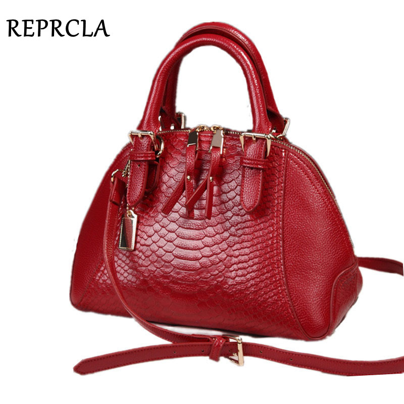 2017 Luxury Fashion Shell Women Leather Handbags Designer Women's Shoulder Bags Serpentine High Quality Messenger Bag L039 luxury handbags women bags designer serpentine pattern shoulder bags for women woman bags 2016 bag handbag fashion handbags