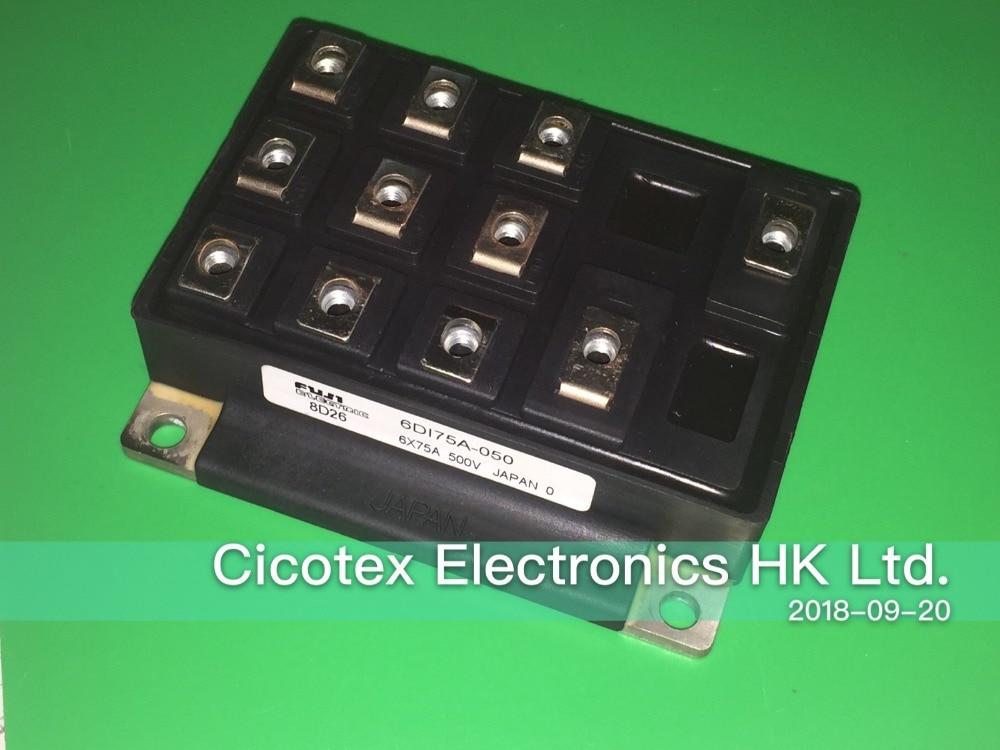 6DI75A-050 GTR MODULE 6D175A-050 6X75A 500V IGBT 6DI75A0506DI75A-050 GTR MODULE 6D175A-050 6X75A 500V IGBT 6DI75A050