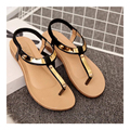 New Summer Women Sandals ladies sandals fashion Glitter Flip Flops native shoes slippers women's footwear  Female Shoes