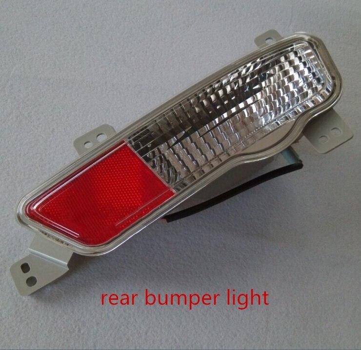 Osmrk OEM rear bumper light tail fog lamp reverse light for Chevrolet Cruze 1pcs left side front fog lamp bumper fog light for chevrolet cruze 2009 2014