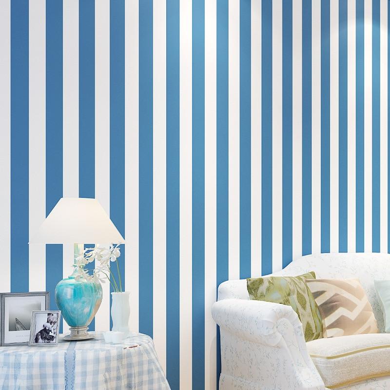ФОТО beibehang simple vertical striped wall paper explosion models wide bedroom living room wallpaper for walls papier peint flooring