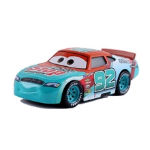 """Disney """"тачки 3 с рисунками из мультфильма «Тачки 2 № 92-clutchburn металл литья под давлением игрушечный автомобиль 1:55 Lightning McQueen свободные Новое"""
