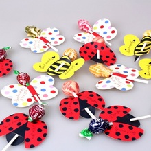 new 50pcs lollipop cover 3 style children birthday wedding candy decorate holiday Christmas gift packaging