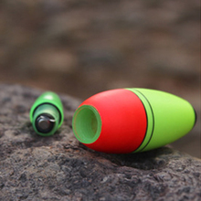 Fishing Float EVA Electronic LED Light Bobber Bobbers Fishing Tackle New