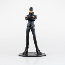 купить new Anime Figure One Piece  23CM Ecki PVC Action Figure One Piece Figure  Collectible Model Toy дешево