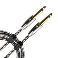 CYK 3meter 6 35mm To RCA Audio Cable Male To Male RCA Connector For TV Cable