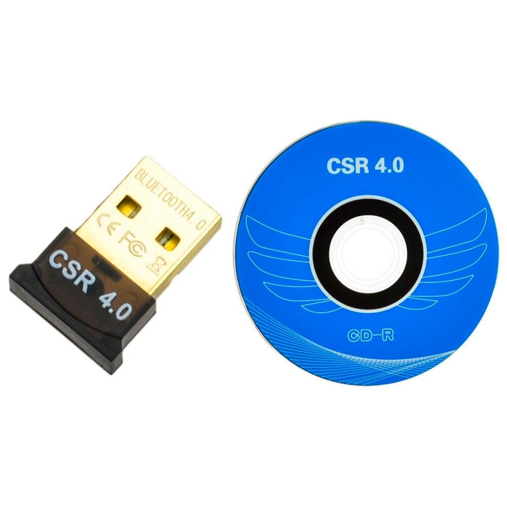 Mini USB Wireless Bluetooth Adapter V 4,0 Dongle Dual Modus CSR 4,0...
