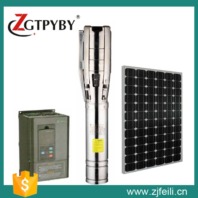 solar pump for deep well exported to 58 Countries solar pump well exported to 58 countries and beijing olympic use feili pump solar pump for deep well