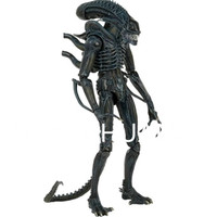 1986 Ver Alien vs. Predator Translucent Terror Alien Monster PVC Action Figure Collection Model Toy G831