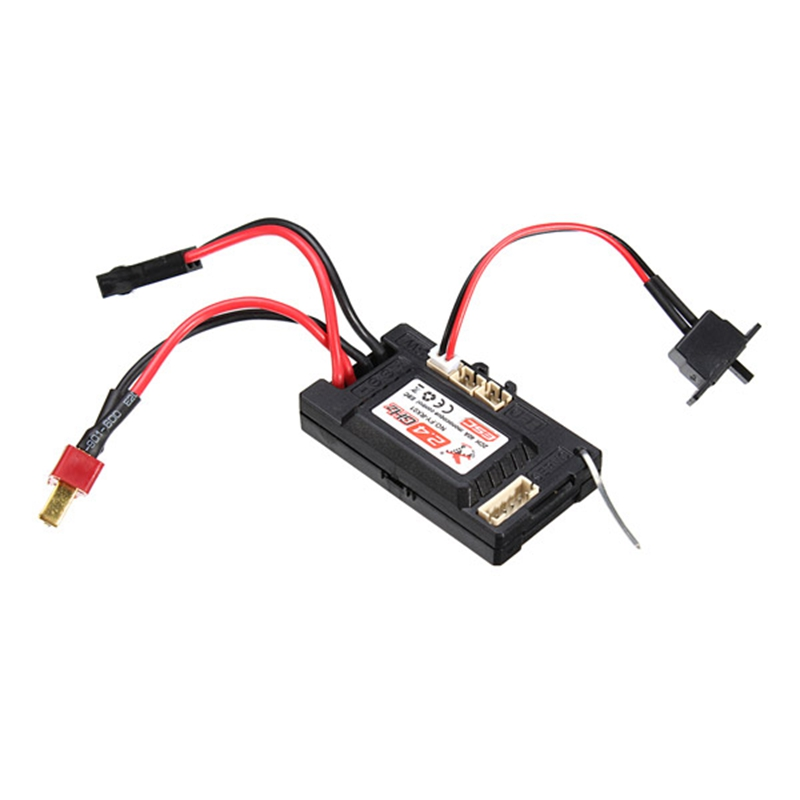 Hot Sale Feiyue Receiver Box FY-RX01 For FY-01/02/03 1/12 RC Cars Parts 1 12 feiyue 1 12 fy01 fy02 fy03 rear gear box assembly fyhbx01 rc car parts