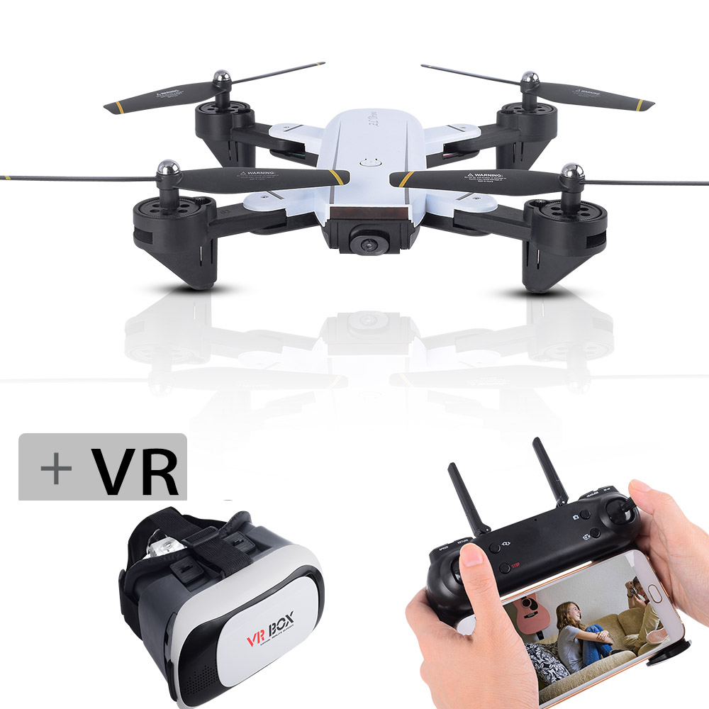SG700 Selfie Drones Rc Drone With Camera With VR Box Wifi Fpv Quadcopter RC Toy For Children Vs Visuo Xs809hw 19HW