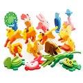 Kits de edificio modelo 3d juguetes rompecabezas de animales tridimensional diy bebé niños hechos a mano juguetes de madera de montaje de juguetes educativos
