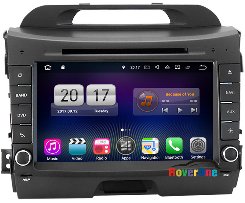 For Kia Sportage R 2013 2015 Android 7 1 Car Multimedia