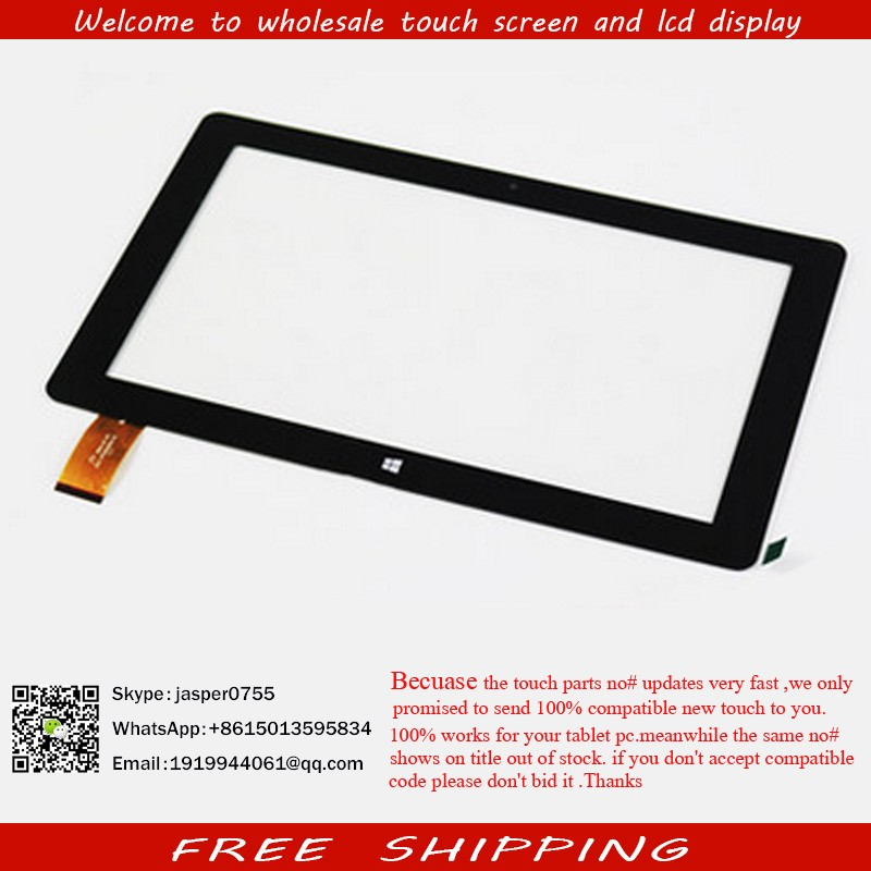 New 10.1 inch touch screen Digitizer For Woxter Nimbus 1100 RX tablet PC free shipping new 7 inch touch screen digitizer for for acer iconia tab a110 tablet pc free shipping