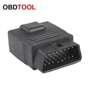 Image 3 - جديد OBD 2 التوصيل الذكور إلى الإناث Adapte سيارة التشخيص الكابلات و موصل 24V / 12V العالمي شاحنة إلى سيارة OBD المقبس التشخيص