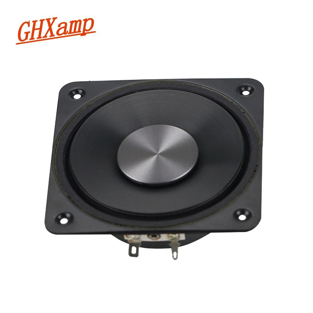 Ghxamp 4 inch 6ohm 25w woofer midrange speaker car home theater loudspeaker multimedia for samsung ultra