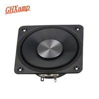 GHXAMP 4 ZOLL 6OHM 25 Watt Woofer Mitteltöner Auto Heimkino Lautsprecher Multimedia Für Samsung ultra-dünne Lautsprecher DIY 1 STÜCK