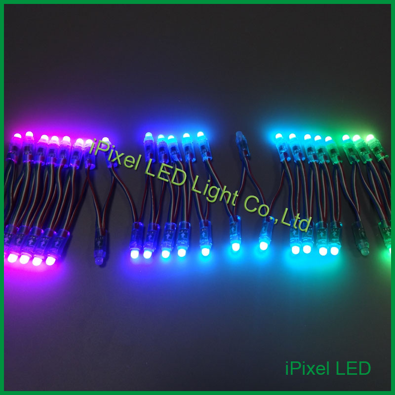 US $10 0 |led pixel 12mm RGB with ws2811/ucs1903 with free controller  software/led pixel lighting dropship-in LED Modules from Lights & Lighting  on
