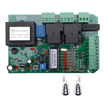 Replacement Control Board Slide Gate Opener PCB controller circuit board FOR PY600ac PY1400 SL1500 PY800 model cewaal new for haier refrigerator freezer inverter board eecon qd vcc3 control board pc board professional replacement part gift
