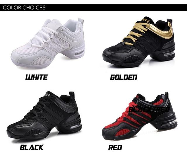 c669a12a2b270 2018 zapatos de baile de Jazz Hip Hop zapatos de Salsa zapatillas para  mujer con suela