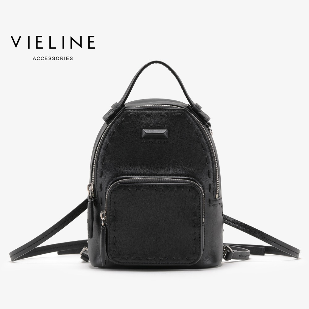 Vieline Genuine leather women backpack,Famous brand lady leather backpack leather school bag,free shipping vieline genuine leather women backpack famous brand lady leather backpack leather school bag free shipping