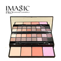 Imagic eyeshadow fashion beauty eyeshadow Soft Natural Soft Face Blush Makeup Blusher Palette cosmetic matte long lasting