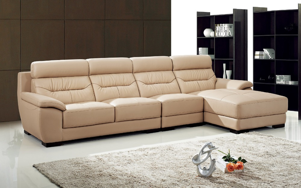 2016 Set Beanbag Bean Bag Armchair Chaise Living Room European Style Sectional Sofa Furniture Leather Recliner Corner Modern free shipping european style living room furniture top grain leather l shaped corner sectional sofa set orange leather sofa