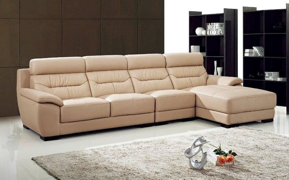 moderno divano componibile in pelle-acquista a poco prezzo moderno ... - Reclinabile Divano Ad Angolo Chaise